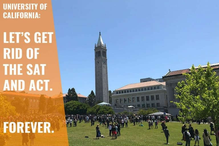 The 5 ways COVID-19 is changing how the University of California admits applicants